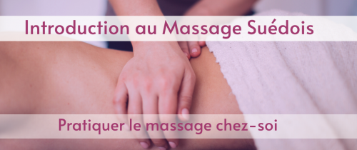 Introduction au massage